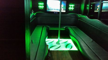 dallas tx party bus